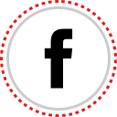 facebook, logo, social icon
