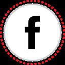 facebook, logo, social