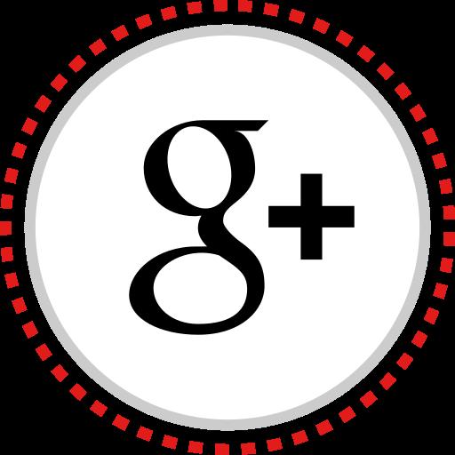 google, logo, plus, social icon
