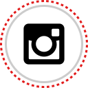 instagram, logo, social icon