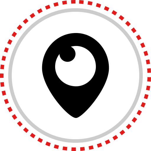 logo, periscope, social icon