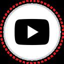 logo, play, social