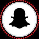 logo, snapchat, social icon