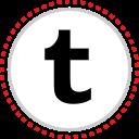 logo, social, tumblr