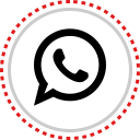 logo, social, whatsapp icon