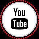 logo, social, youtube