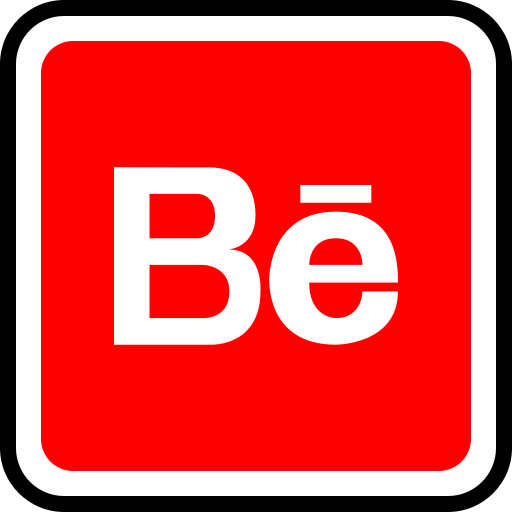 behane, media, social icon