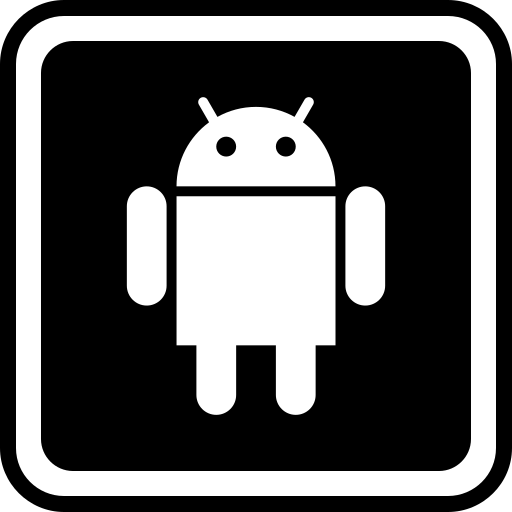 android, media, social icon
