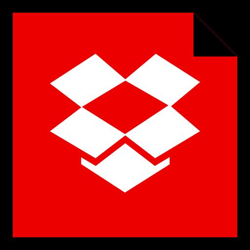 brand, dropbox, logo, media, social icon