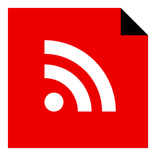 brand, logo, media, rss, social icon
