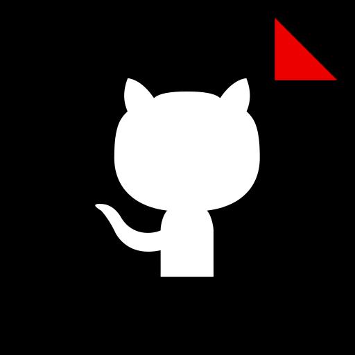 brand, github, logo, media, social icon