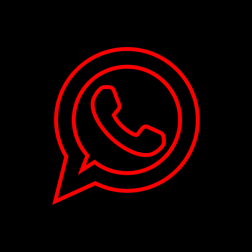 media, share, social, whatsapp icon