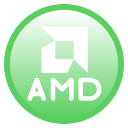 amd, arrow icon