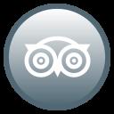 travel, tripadvisor icon