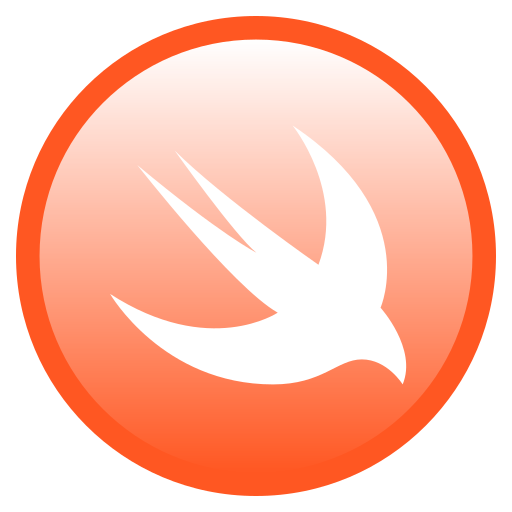 Bird, swift icon
