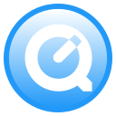 player, quicktime, video icon