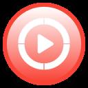 windows, media, video, player icon
