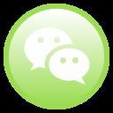messenger, wechat icon