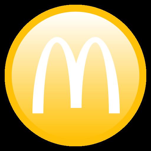 food, mcdonalds icon