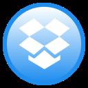 dropbox, upload icon