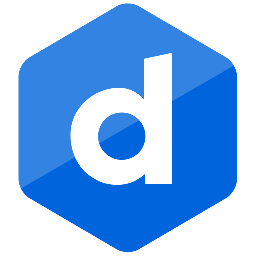 colored, dailymotion, hexagon, high quality, media, social, social media icon