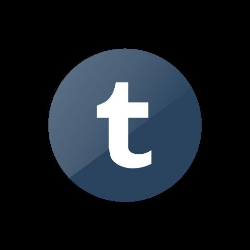blog, free, internet, network, tumblr, web icon