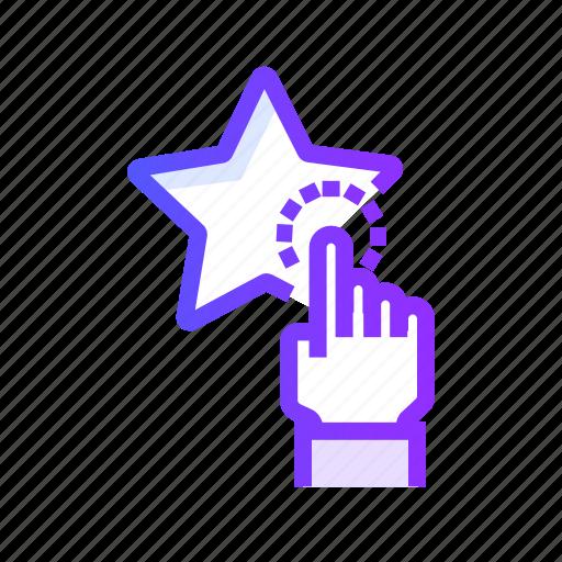 add, bookmark, favorite, love, star icon