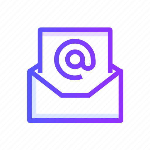communication, email, envelope, mail, message icon