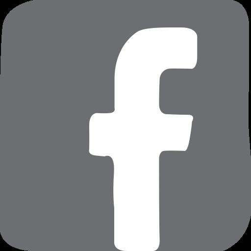 doodle, facebook, socailmedia, social media icon