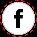 brand, company, facebook, logo, media, social icon