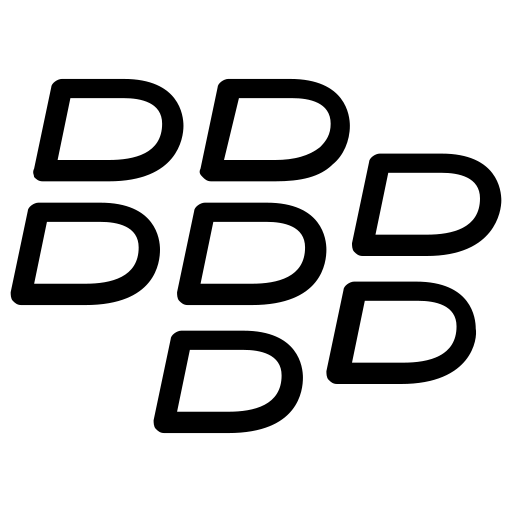 blackberry, interface, software, system icon