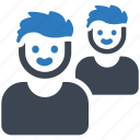 friends, group, users icon