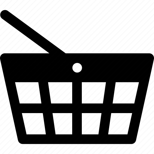 basket, buy, checkout, groceries, retail, shop, shopping icon