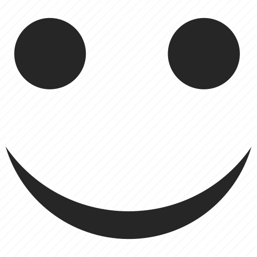 emoticons, face, happy, smiley, smiling icon