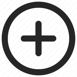 circle, line, negative, neutral, pending icon