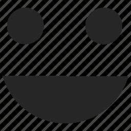 emoticons, happy, smiley icon