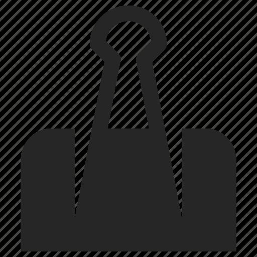 clip, office, paper icon