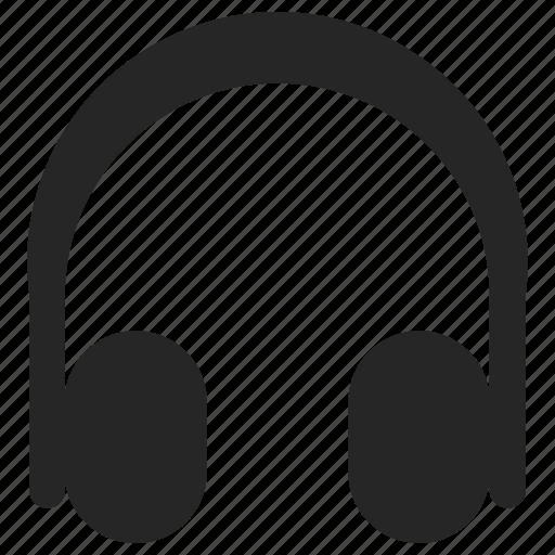 headphone, music, speaker, volume icon