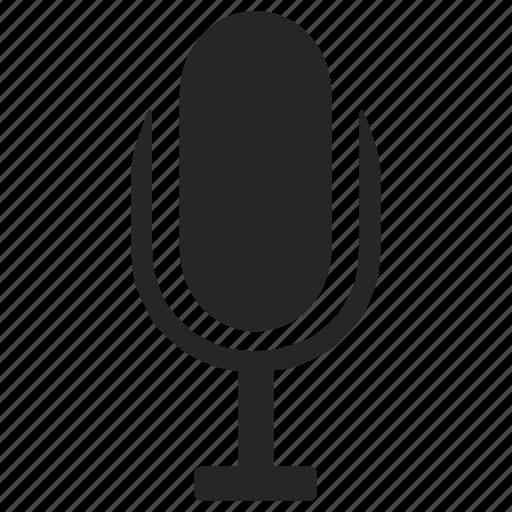 audio, microphone, record, sound icon