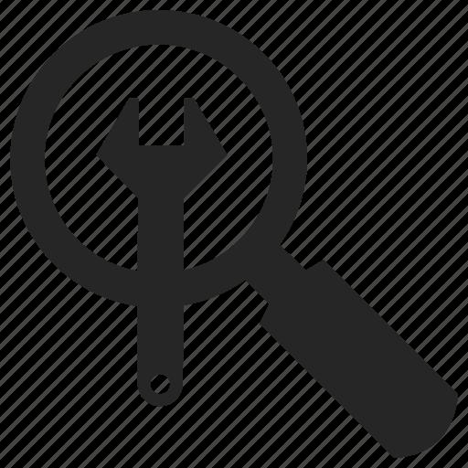 engine, marketing, optimization, search, seo, setting, tools icon