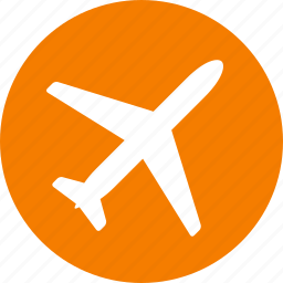 aeroplane, airplane, aviation, flight, mode, plane, travel icon
