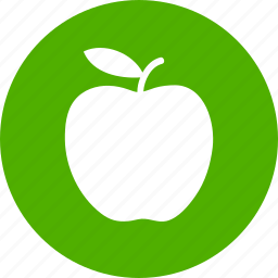 apple, fresh, fruit, fruits, green, grocery, produce icon