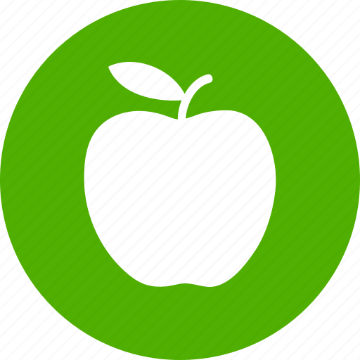 Apple, fresh, fruits, green, grocery, produce, fruit icon - Download on Iconfinder