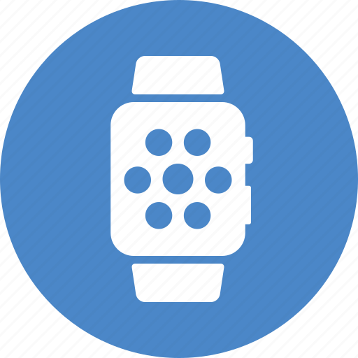 apple, apps, iwatch, smart, smartwatch, watch, wearable icon