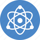 atom, atomic, chemistry, energy, nuclear, physics, science icon