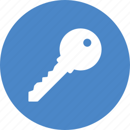 access, entry, key, open, password, private, unlock icon