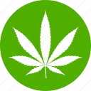 420, cannabis, drug, hemp, marijuana, pot, weed icon