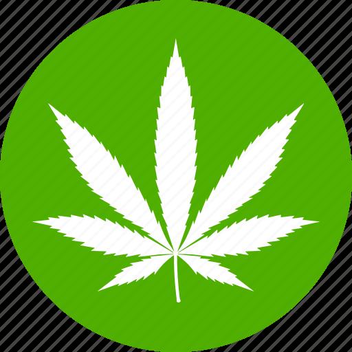 420, cannabis, drug, hemp, marijuana, pot, weed icon