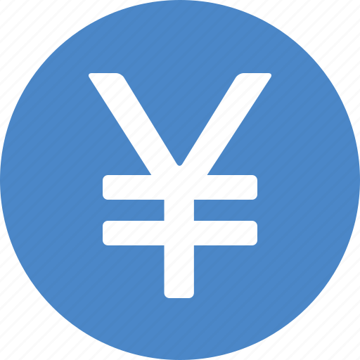 circle, currency, japanese, money, sign, yen, yuan icon