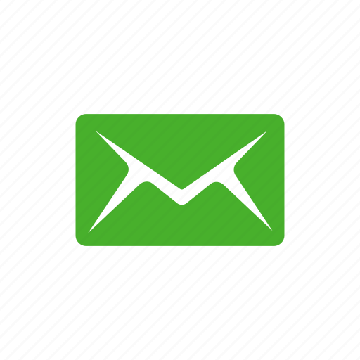 email, letter, mail, message, messages, red icon